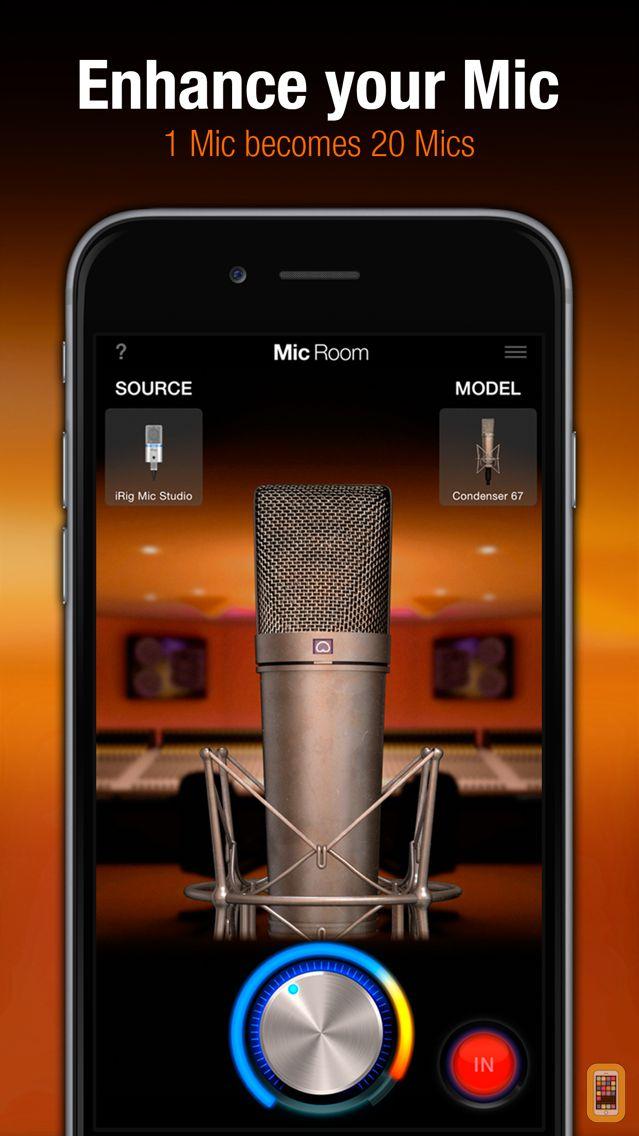 Screenshot - Mic Room