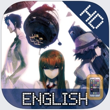 STEINS;GATE HD EN by MAGES. Inc. (iPad)